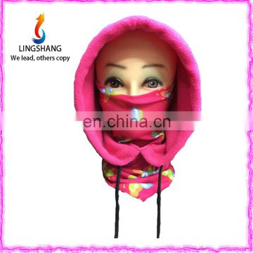 Magic multi hats for winter warm and windproof hat outdoor winter face mask