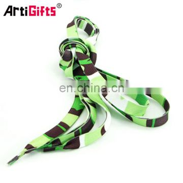 Custom printed Wholesale elastic shoelaces