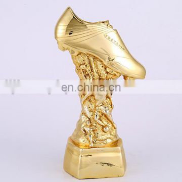 The New Design World Cup Golden Boot Trophy