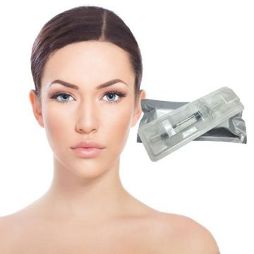 2ml deep dermal face injections cross linked hyaluronic acid filler for eyebrows
