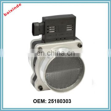 Auto parts Mass Air Flow Sensor For Pontiac Isu-zu Buick Chevrolet GMC Oldsmobile Hon-da 25180303