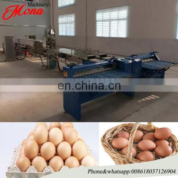 Small egg grader / egg sorter machine / egg grading machine for sale