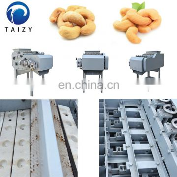 cashew nut vacuum packing machine cashew peeling machine price cashew processing  line