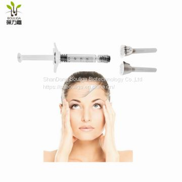 Hyaluronic Acid dermal fillers for lips and wrinkles 2ml derm cross linked
