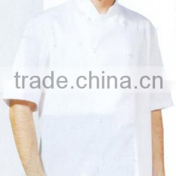 custom made cooking cotton chef uniform clothing factories in china