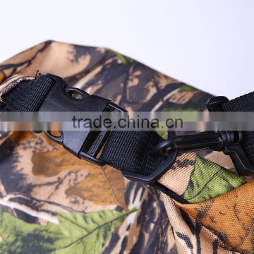 Water sport rafting climbing swimming camouflage waterproof dry bag
