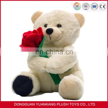 OEM 12inch wholesale romantic valentine bears bulk teddy