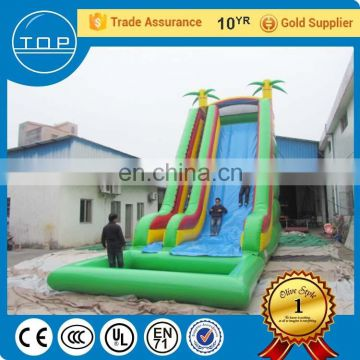 Guangzhou supplier slip n bouncer inflatable water slide on sale