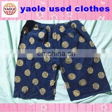 men short pants korean used clothing buyers of used clothes