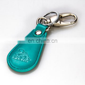 Colourful Good Handmade Embrossed Leather Key Chain Holders