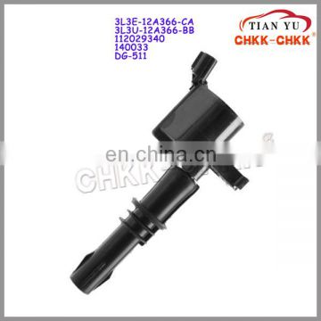High Quality Ignition coil XW4U-12A366-BB,DG-515, 2W4E-12A366-BD,2M4Z-12029-BO