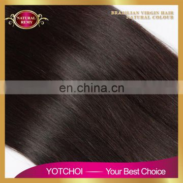 Wholesale Price Remy Virgin Unprocessed Natural Human Hair Extension,Brazilian Human Hair Extension
