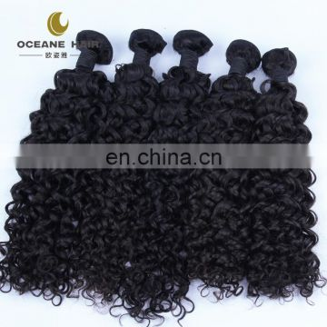 Wholesale high quality mink brazilian hair deep wave deep curly brazilian hair