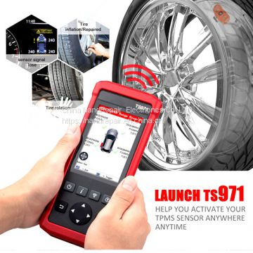 LAUNCH TS971 Tire Pressure Sensor Monitoring TPMS Bluetooth Activation Tool