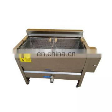 industrial blanching machine  Potato Chips BlanchingMachine Fried food and Snacks