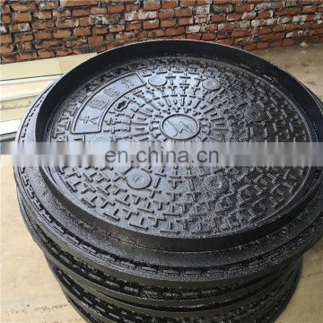 cast iron pipe water sewage drainage manhole cover
