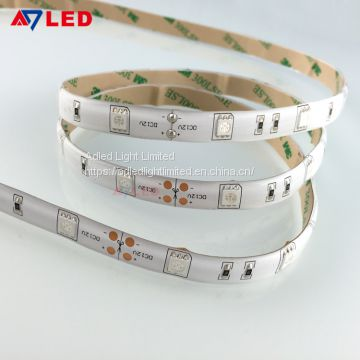 Adled Light holiday lighting SMD5050 30LEDs/M DC12V Waterproof Red led tape led strip with high quantity