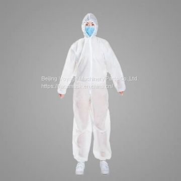 Hight Quality Low Price disposable Safety clothing suit isolation