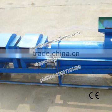 Pine nuts thresher machine Nuts threshing machine with clean effect