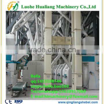 hot sale corn / spelt wheat flour mill making machine with price