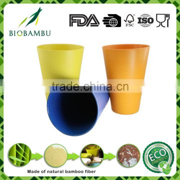 Wholesale Biodegradable Best design Bamboo Eco Mug