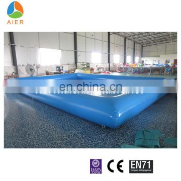 Aier inflatable swimming pool for paddle boat, inflatable pool for kids