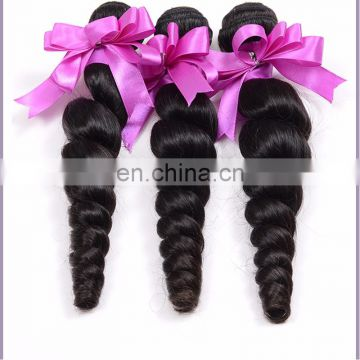 wholesale hair piece Unprocessed Brazilian Human Hair Extension free sample hair bundles