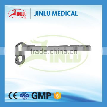 ISO 13485 Certified Reconstruction L type Locking Plate, Tibia Titanium LCP, Orthopedic Implant Tibia Plate