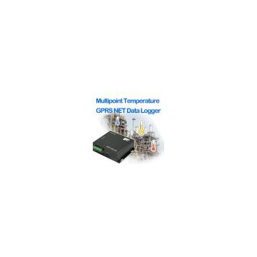 GPRS NET Data Logger with multipoint sensors