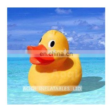 2015 classical hot seller super quality giant inflatable promotion duck