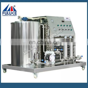 China Automatic 2 color glass perfume bottle screen printing machine