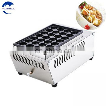 large capacity stainless steel commercial 3 plates 84pcs output electric fish ball takoyaki maker machine