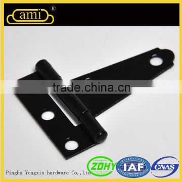Narrow Type Heavy Duty Iron T Hinge for Door