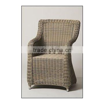 modern and classic rattan chair