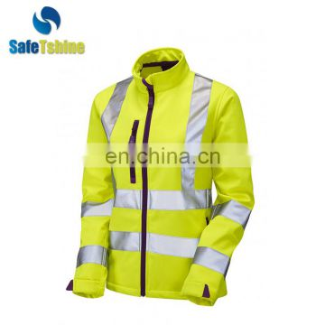 Factory sale various widely used safety high visibility reflective sportswear