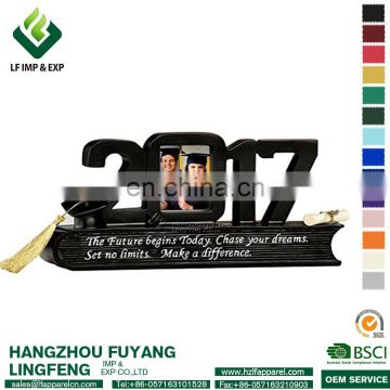 Special Design for 2017 Graduation Diploma Frame