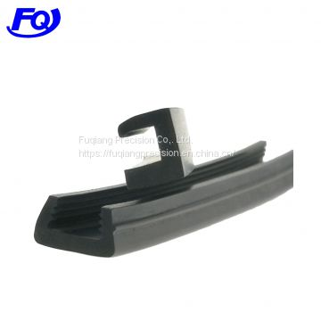 extrusion rubber u-channels