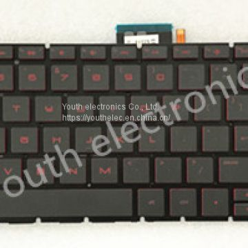 laptop/notebook keyboards for HP 15-ABxx 15-AB000 backlight