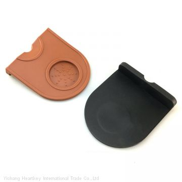 Safe Silicone Tea Coaster and Coffee Tamping mat