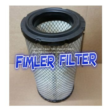 Replacement vacuum pump Air Filter Elements 8973036871, 9056227, 9056940, 9057405, 9057421