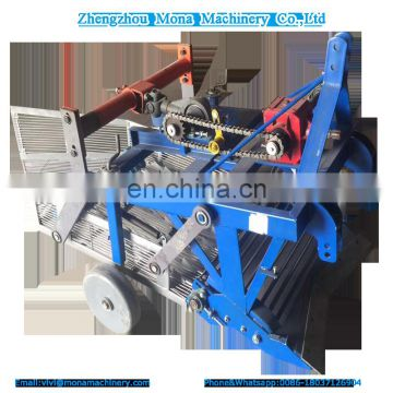walking tractor potato peanut garlic harvester , potato peanut garlic digging machine
