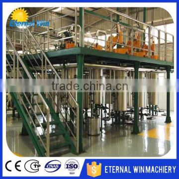 Leatest technology subcritical solvent extraction machine stevia extraction  stevia equipment