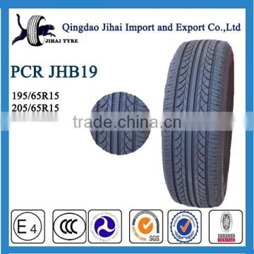high speed semi steel radial PCR tires 195/65R15
