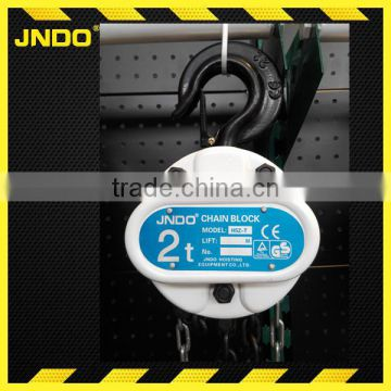 1t 2t 3t small hand chain hoist
