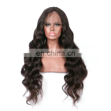 Good Quality Best Selling Brazilian Hair 360 lace Wig brazilian human hair wig