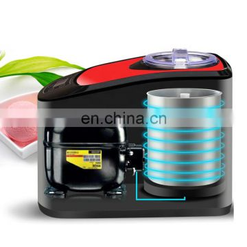 Home Use Hard / Soft Ice Cream Making Maker Machine Icecream Blender Machine