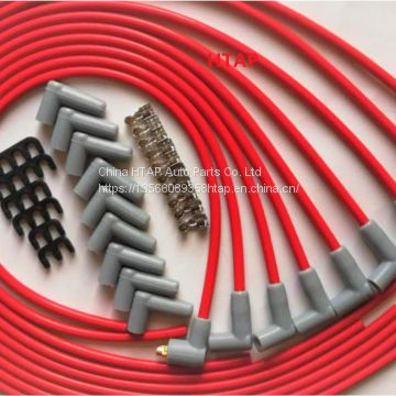 PERFORMANCE Spark Plug Wires For CHEVY/GMC 1999-2006 LS1 VORTEC 4.8L 5.3L 6.0L