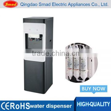 floor standing hot and cold POU water dispenser with RO system                                                                         Quality Choice