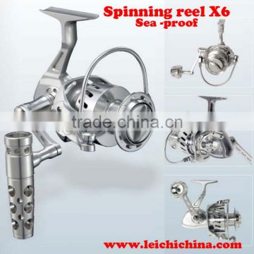 Wholesale sea proof best aluminum fishing reels spinning