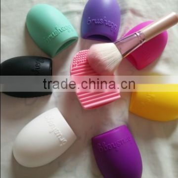 Hot Sale Silicone Makeup Egg Makeup Cleaning Tools.